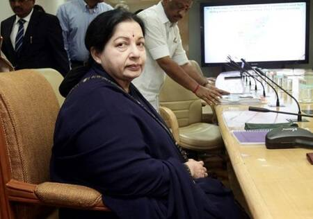Jayalalithaa was brought to Apollo in breathless condition: Hospital official