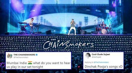 The Chainsmokers asked Indians which song they'd like to hear, and the answers will leave you in splits