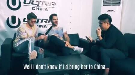 Video of The Chainsmokers making RACIST joke on ASIANS during interview is going viral