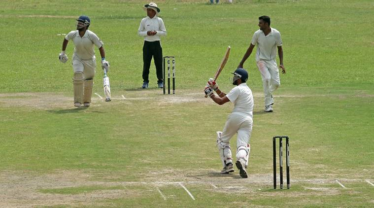 Chandigarh Cricket Association,  Ambala Cricket Association , Treyaksh Bali, Chandigarh VS Ambala match, Chandigarh sports news, indian express news