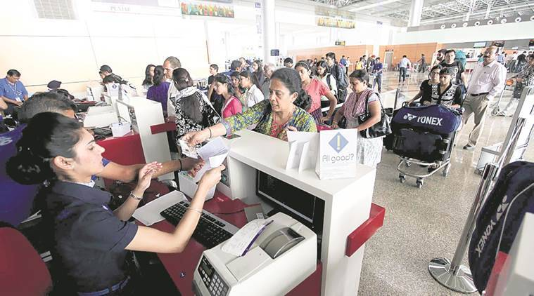chandigarh airport, airport renovation, chial, runway resurfacing, chandigarh international airport, chandigarh flights, chandigarh news, indian express