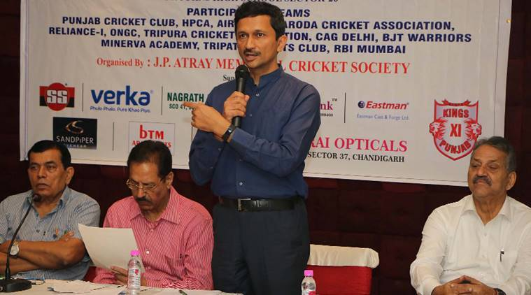 Atray Memorial Cricket Tournament Chandigarh, JP Atray Memorial Cricket Tournament, PCA Stadium Mohali, Chandigarh sports news, Indian Express news
