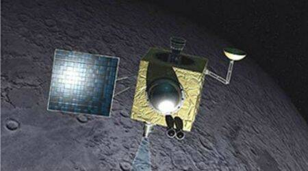 India's Chandrayaan-1 data helps map water on Moon