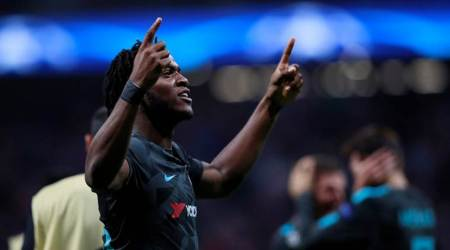 UEFA Champions League: Chelsea strike late to win at AtleticoMadrid
