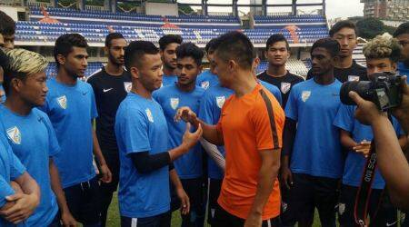 FIFA U-17 World Cup: Need to give stars of the future the best stage to shine, says Sunil Chhetri