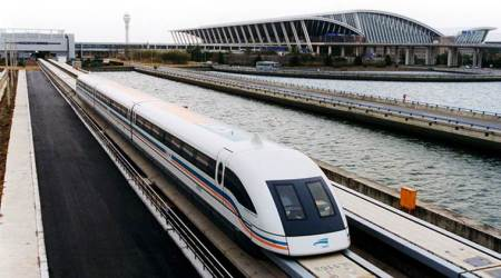 Beijing to start first Maglev train service later this year