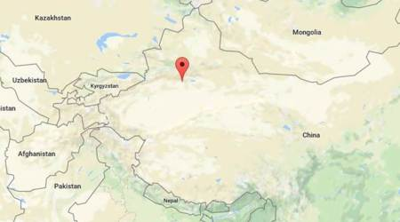5.7-magnitude quake hits China's northwest