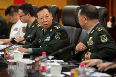 China appoints Han Weiguo as new armycommander