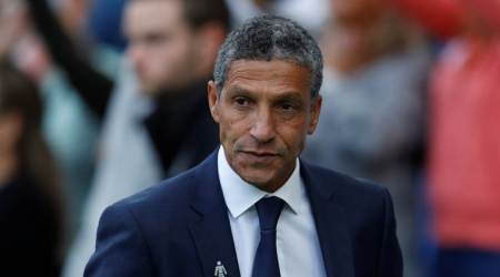 Brighton manager Chris Hughton plays down claims of stamping