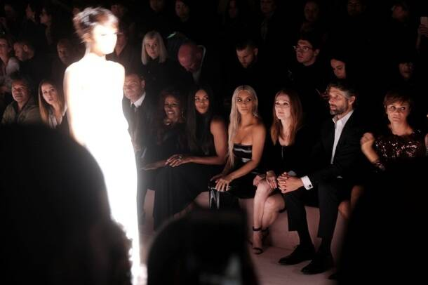 Kim Kardashian, Ciara, Tom Ford, New York Fashion Week, NYFW