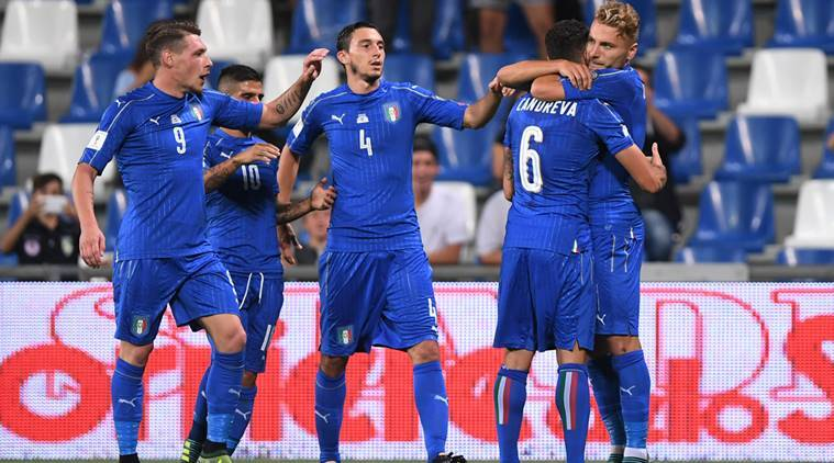 Italy vs Israel, Spain vs Liechtenstein, Ciro Immobile, Macedonia, FIFA, FIFA 2018 World Cup qualifiers