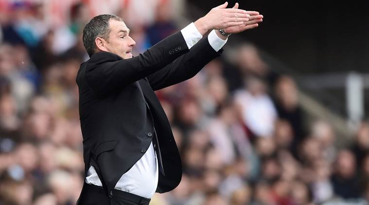 Paul Clement, Swansea City, West Ham United, Premier League, sports news, football, Indian Express