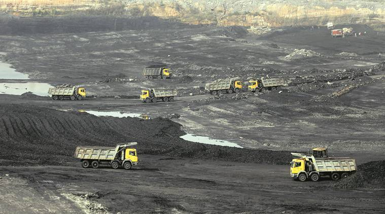 quality of coal in india