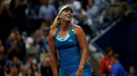 CoCo Vandeweghe knocks world number one Karolina Pliskova out of US Open