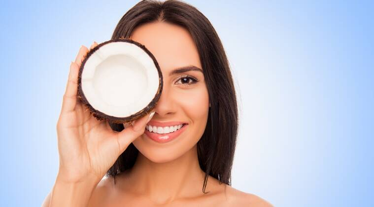 coconut, benefits of coconut, benefits of coconut oil, Using coconut oil, healthy benefits of coconut oil, Indian express, Indian express news