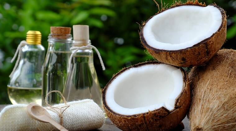 coconut oil, coconut oil benefits, beauty, natural oil, natural coconut oil, ways of using coconut oil. Indian express, Indian express news