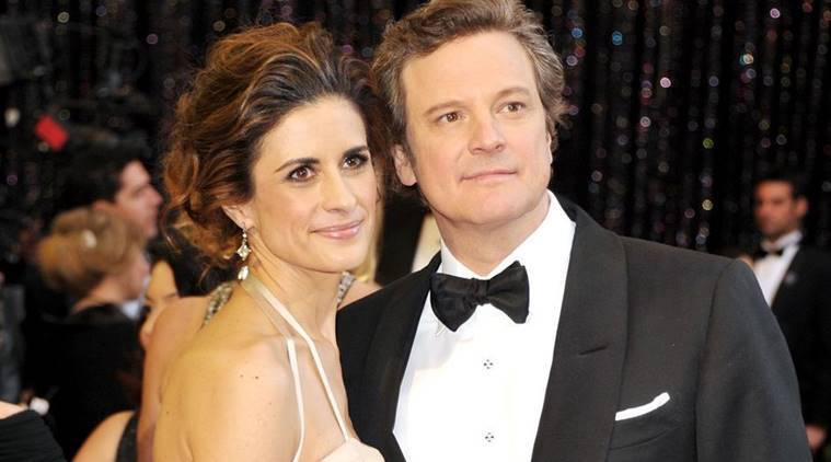 Colin Firth, Colin Firth family, Colin Firth citizenship