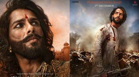 Shahid Kapoor slays as Maharawal Ratan Singh in Padmavati. See photos