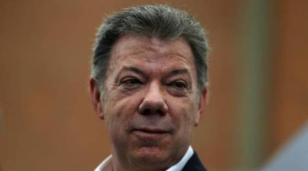 Colombia captures 28 members of feared drug gang: President Santos