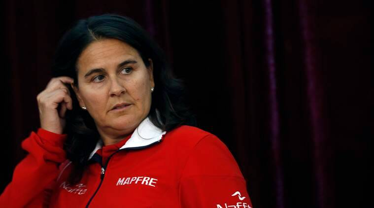 Conchita Martinez lashes out at Spanish tennis bosses after firing