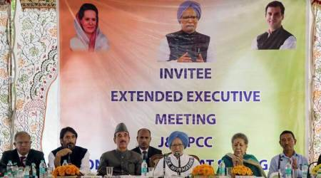 Congress panel led by Manmohan Singh begins Kashmir visit