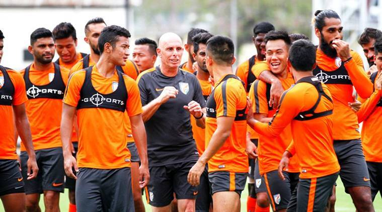 stephen constantine, stephen constantine contract, aiff, All India Football Federation, indian football, football news, sports news, indian express