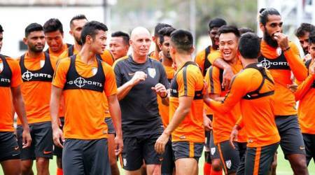 Asian Games 2018: Indian football team not in pace