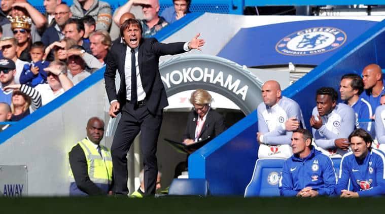 Antonio Conte, David Luiz, Chelsea, Sead Kolasinac