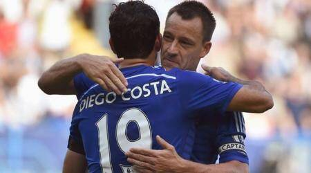 Terry wishes Costa luck for Atletico stint