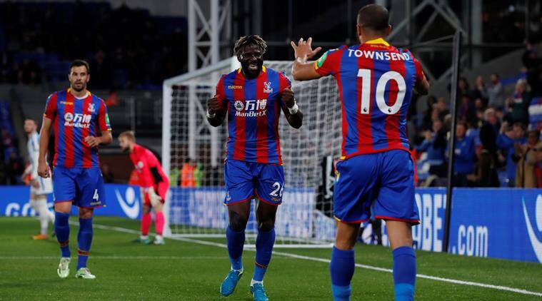 Massive boost for Crystal Palace for Manchester City test