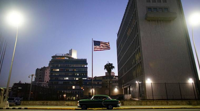 United States  plans major withdrawal of diplomats from embassy in Cuba