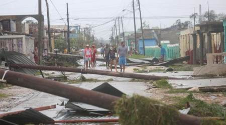 UN provides Cuba with food aid after Irma rips upcoast