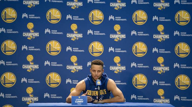 donald trump, steph curry, white house invite, donald trump nba, donald trump controversies, sports news, world news, indian express