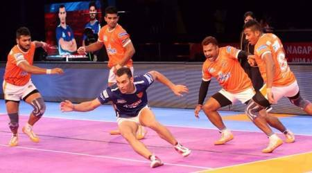 Pro Kabaddi Live, kabaddi live, Pro Kabaddi League Live Score, PKL 2017 Live, Dabang Delhi vs Puneri Paltan live, Puneri Paltan vs Dabang Delhi live, Delhi vs Pune live, pune vs delhi live, Pro Kabaddi live streaming, pro kabaddi news, Indian Express