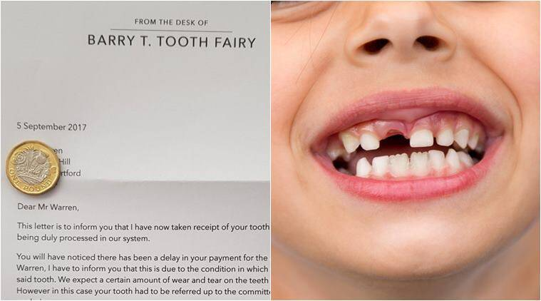 This Dad S Brilliant Letter From Tooth Fairy To His Son