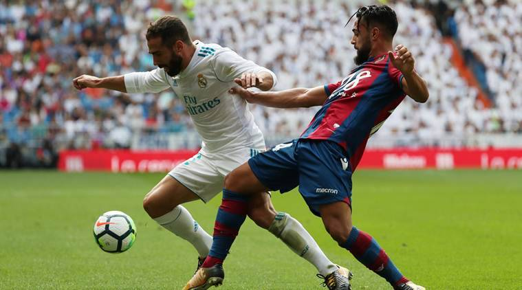 Real Madrid full-back Carvajal accused of racist insults
