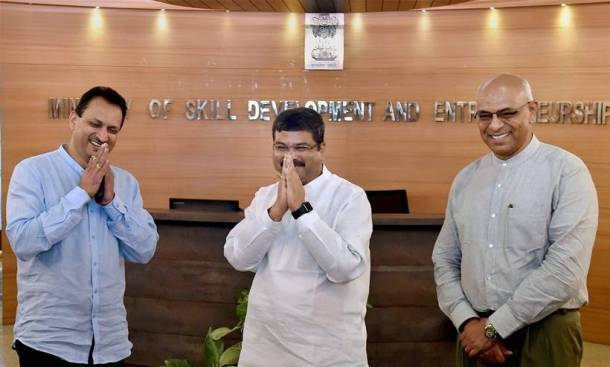 Cabinet reshuffle: Narendra Modi's new ministers get to work day after swearing in