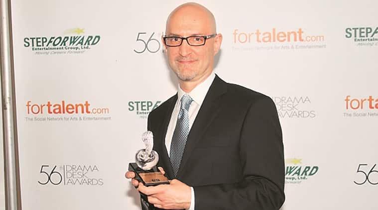 David Lander, Tony Award nominee, Mughal-E-Azam, Jawaharlal Nehru Stadium, feroz abbas khan, indian express, lifestyle