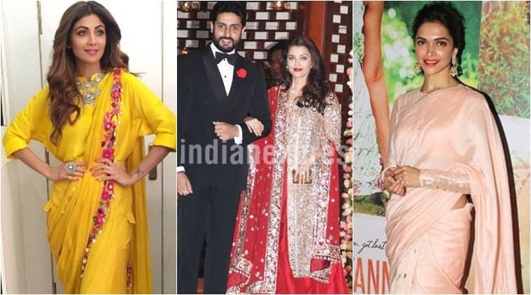 Shilpa Shetty, Aishwarya Rai Bachchan, Deepika Padukone