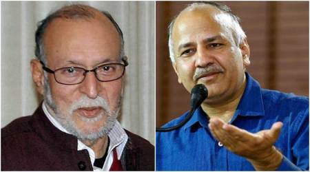 LG Anil Baijal rejects Manish Sisodia's claim that bill pending with hisoffice