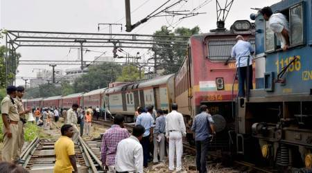 Three women among four mowed down by Rajdhani Express in Allahabad