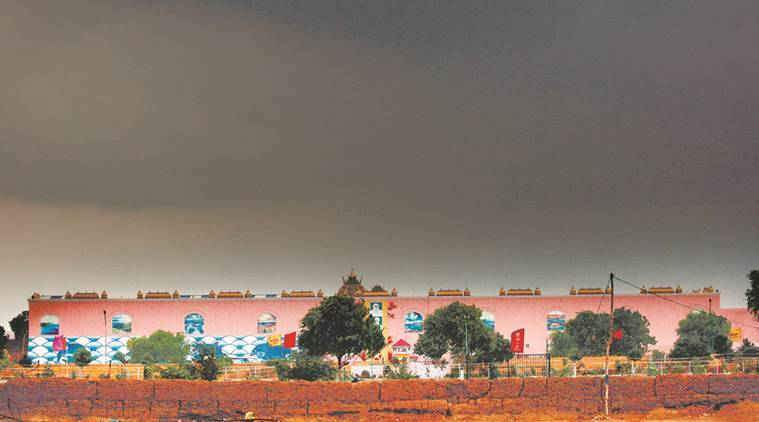 Gurmeeet Ram Rahim Singh, Dera Sacha Sauda, Ram Dera sirsa, dera complex, india news