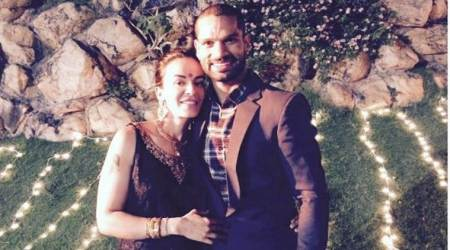 Shikhar Dhawan thanks fans for prayers as wife Ayesha undergoes successful surgery