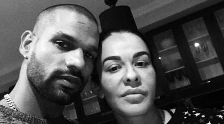 Shikhar Dhawan posts emotional message for wife, twitterati says everything will be fine