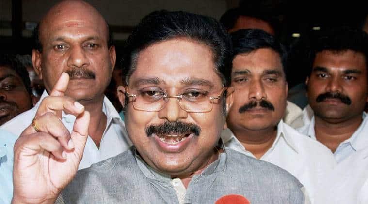 TTV Dhinakaran, aiadmk, k Palaniswami, Tami Nadu, CM Palaniswami, Tami Nadu chief minister, Palaniswami, india news, indian express news