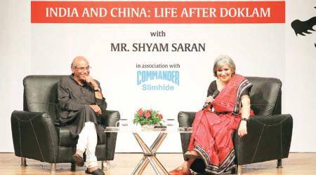 Shyam Saran: China's reaction was so vitriolic because it did not expect India to confront it at Doklam
