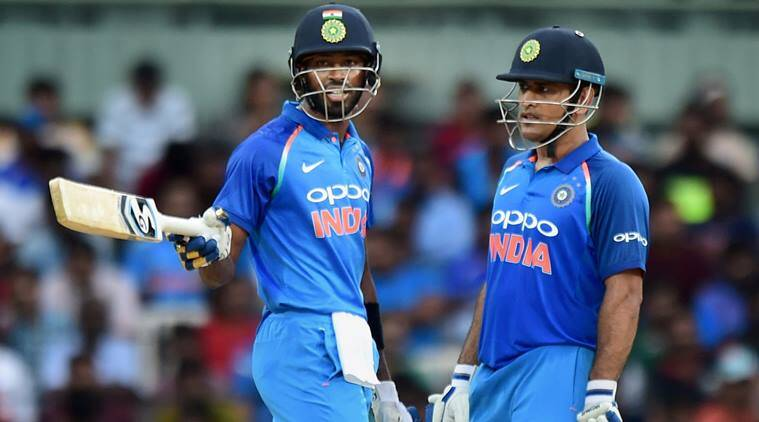 India Beat Australia by 26 runs via Duckworth Lewis method