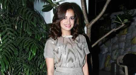 Dia Mirza: It was terrifying to go on a film set after two years