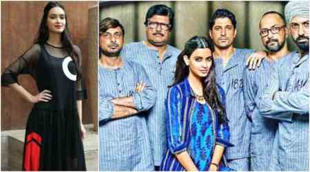 Diana Penty's Lucknow Central character inspires her to volunteer for an NGO