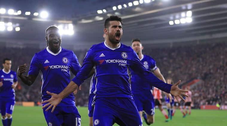 Diego Costa, Diego Costa Chelsea, Chelsea squad Diego Costa, Costa Chelsea squad, Champions League 2017, Champions League squad Chelsea, Sports